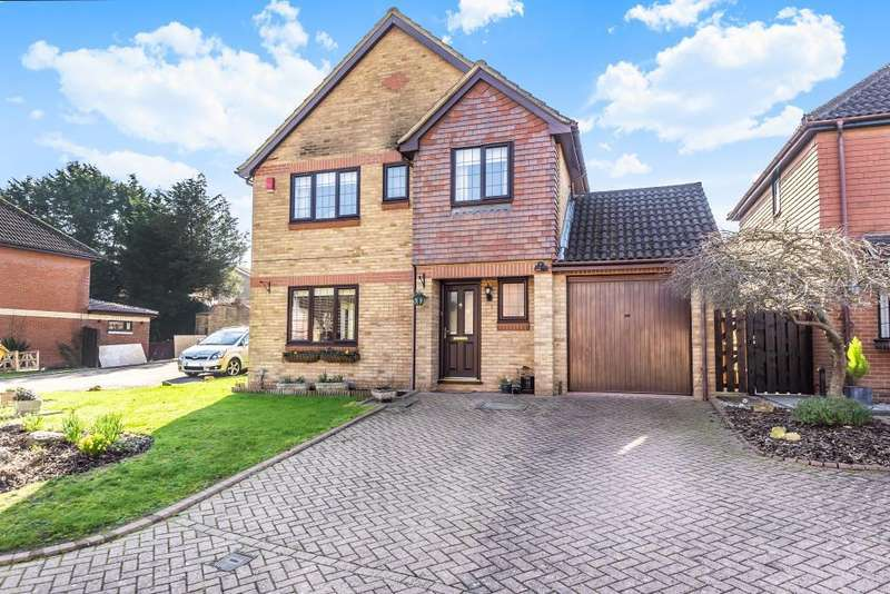 4 Bedrooms Detached House for sale in Broadwater Park, Maidenhead, SL6