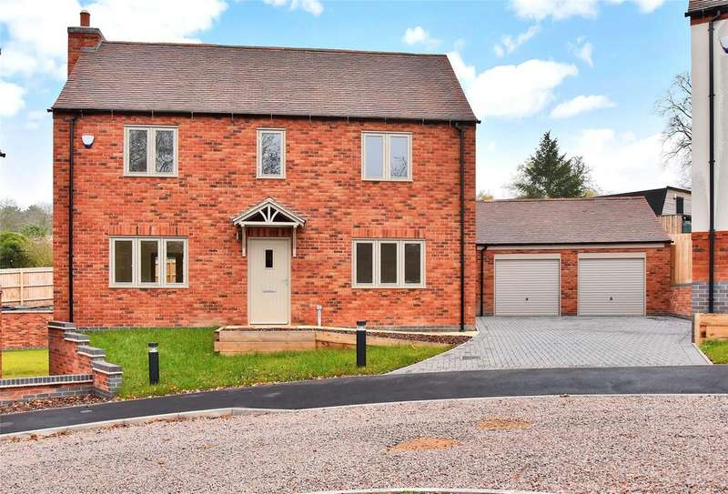 5 Bedrooms Detached House for sale in Ankle Hill, Melton Mowbray, Leicestershire