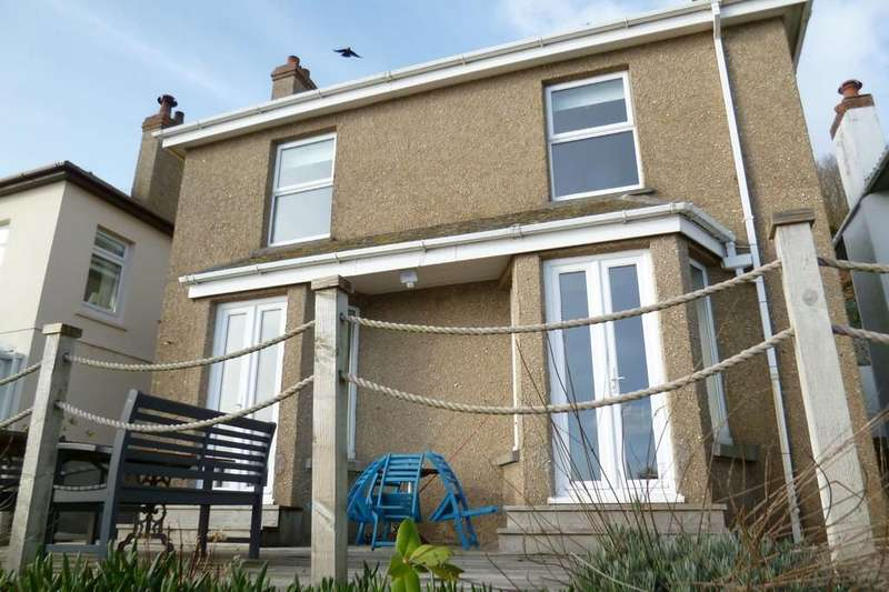 3 Bedrooms Detached House for sale in Cliff Road, Mousehole