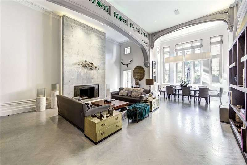 4 Bedrooms Flat for sale in Rose Square, The Bromptons, South Kensington, London, SW3