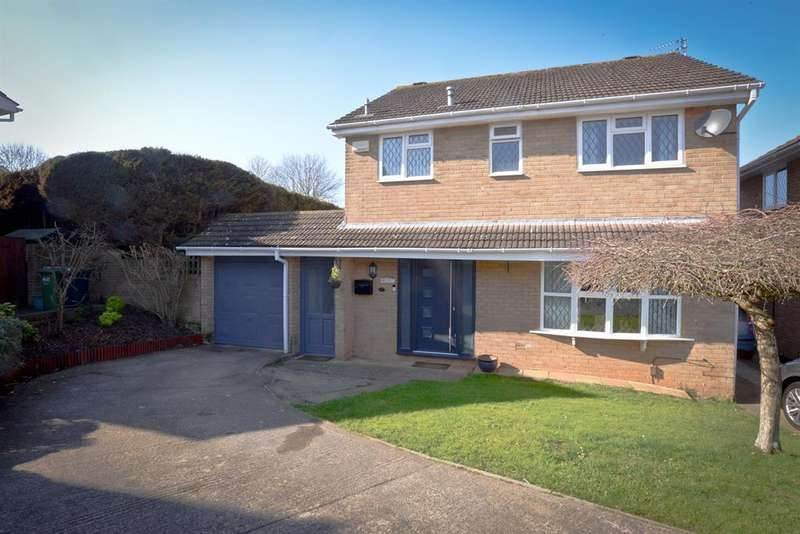 3 Bedrooms Detached House for sale in Nicholettes, Bristol, BS30 8YF