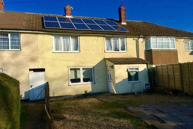 4 Bedrooms Terraced House for sale in Dalby Road, Melton Mowbray, LE13