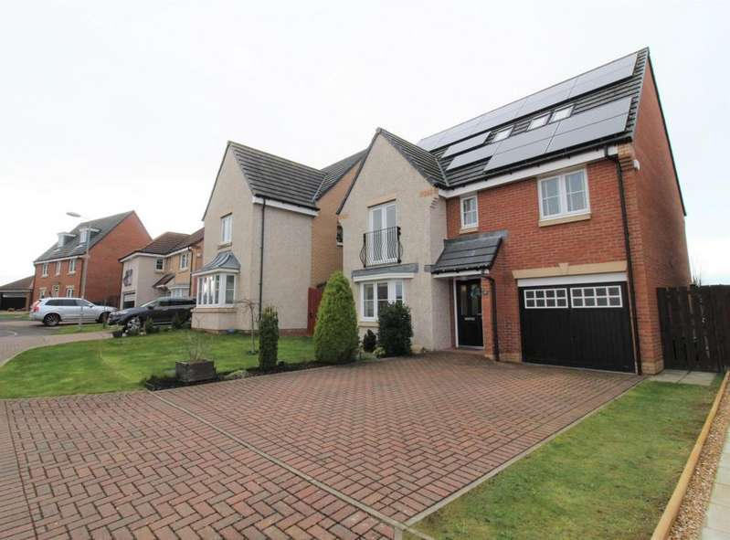 5 Bedrooms Detached House for sale in Pennant Court, Irvine, KA11