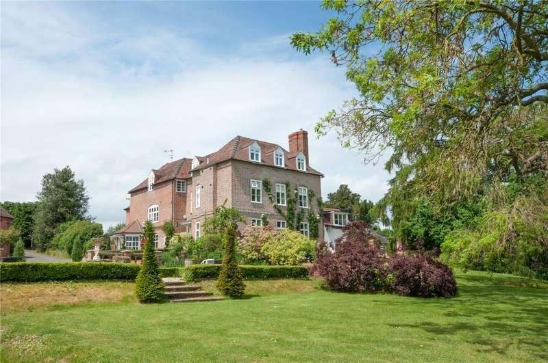 9 Bedrooms Detached House for sale in Dyke House Lane, Bromsberrow Heath, Ledbury, Herefordshire, HR8