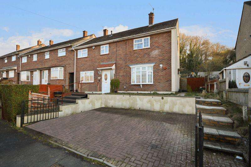 2 Bedrooms End Of Terrace House for sale in Newland Road, Bristol