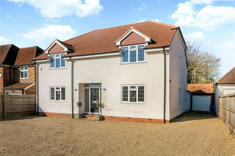 4 Bedrooms Detached House for sale in Peppard Road, Emmer Green, Reading, RG4
