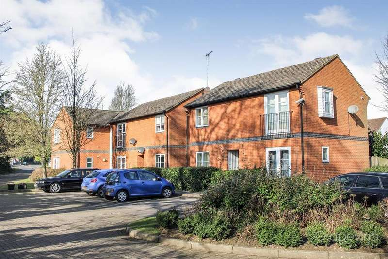 1 Bedroom Flat for sale in Valentine Close, Reading
