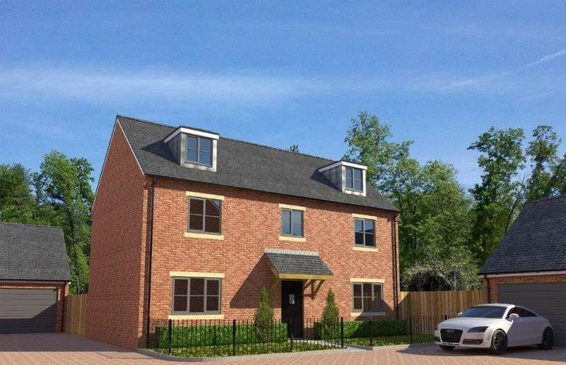 5 Bedrooms Detached House for sale in Ampthill Road, Shefford, SG17