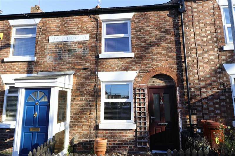2 Bedrooms Terraced House for sale in Davenfield Grove, Didsbury, Mancheser, M20