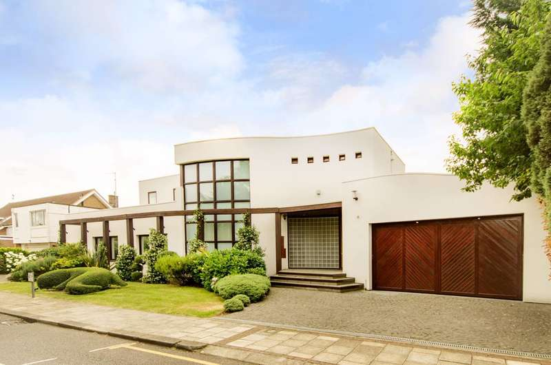 6 Bedrooms Detached House for sale in Harman Close, Hocroft Estate, NW2