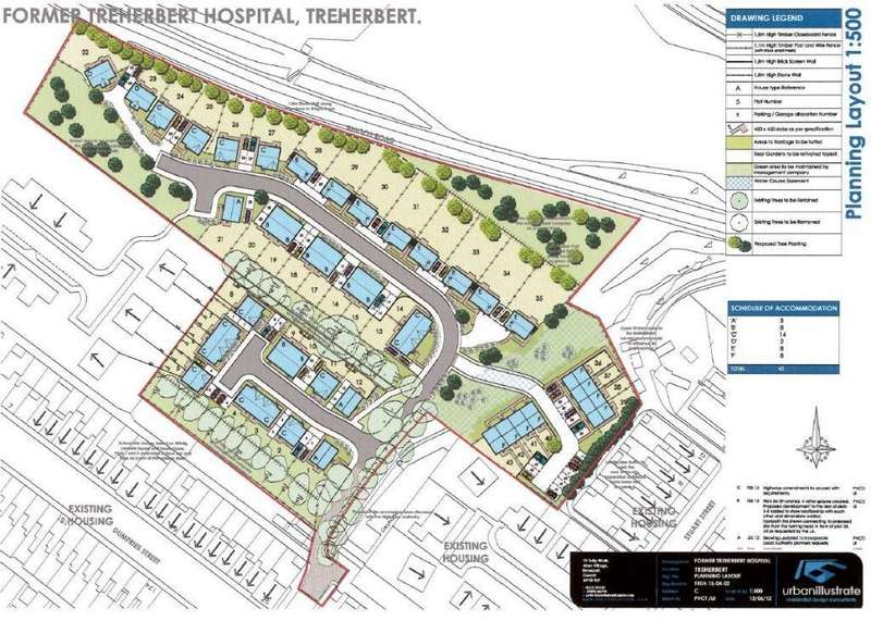 Land Commercial for sale in Dumfries Street, Treherbert - Treorchy