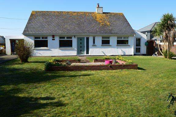 3 Bedrooms Detached Bungalow for sale in Illogan