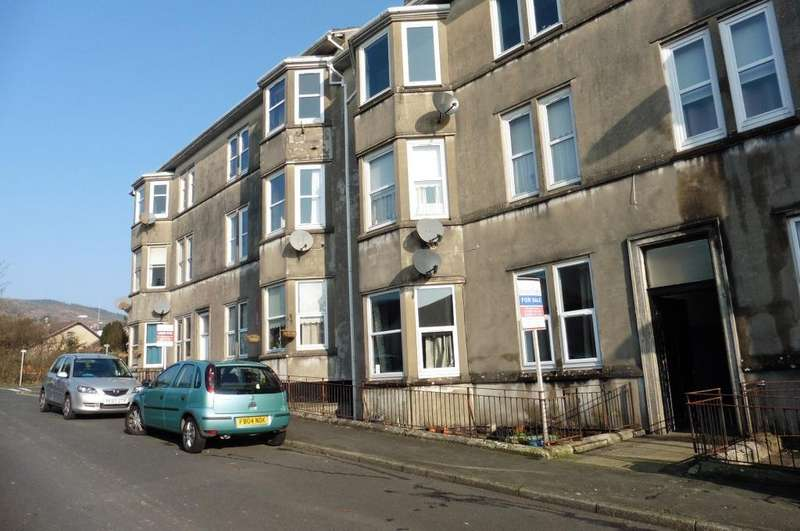 2 Bedrooms Ground Flat for sale in G1 Alexandria Terrace 3 William Street, Dunoon, PA23 7JE