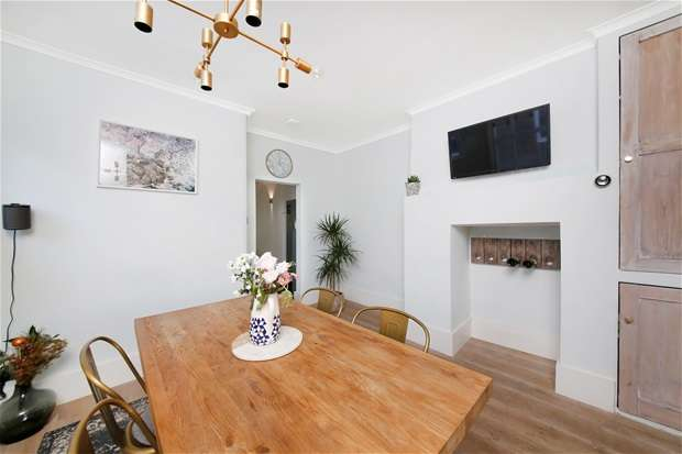 3 Bedrooms Maisonette Flat for sale in Surrey Road, Nunhead