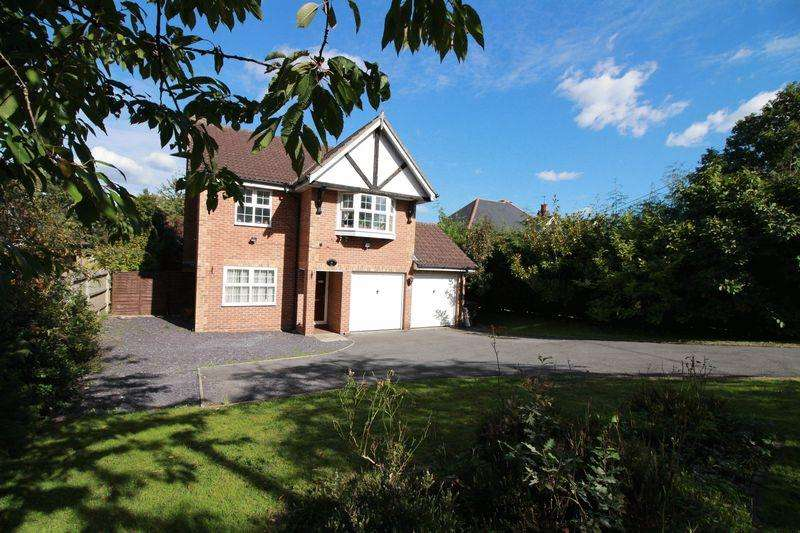 4 Bedrooms Detached House for sale in Upper Northam Close, Hedge End SO30 4BB