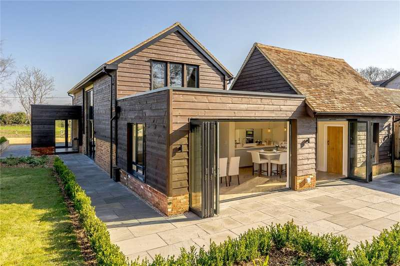 4 Bedrooms Detached House for sale in Church Lane, Warfield, Berkshire
