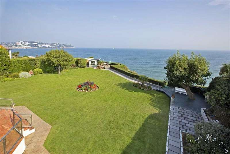 4 Bedrooms Detached House for sale in Cliff Road, Livermead, Torquay, Devon, TQ2