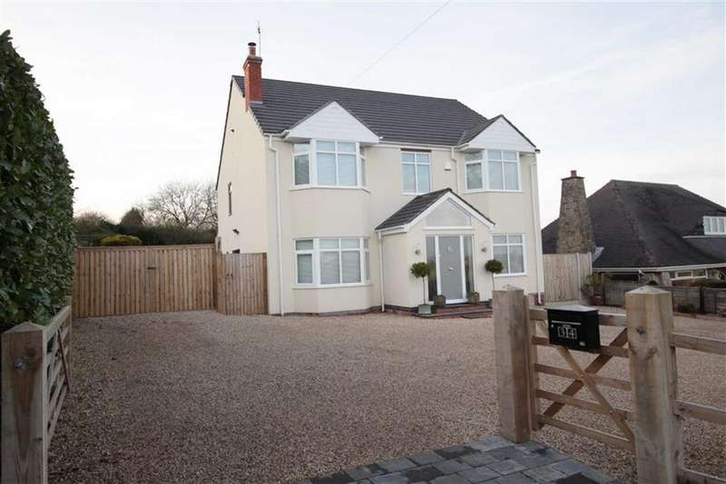 3 Bedrooms Detached House for sale in Cloves Hill, Morley, Derbyshire