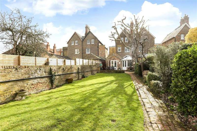 5 Bedrooms Semi Detached House for sale in Clarence Road, Windsor, Berkshire, SL4