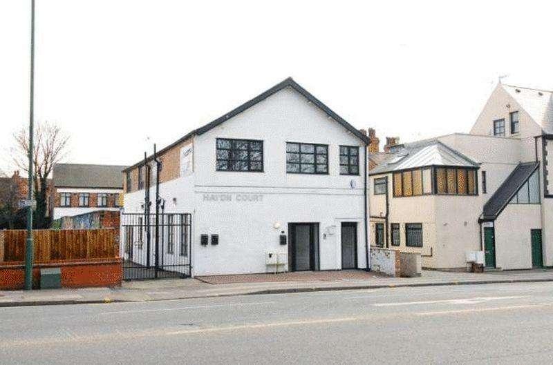 2 Bedrooms Apartment Flat for rent in Hucknall Road, Nottingham
