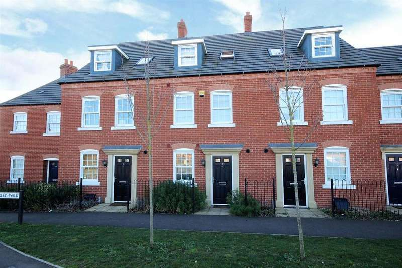 4 Bedrooms Town House for sale in Handley Walk, Kempston