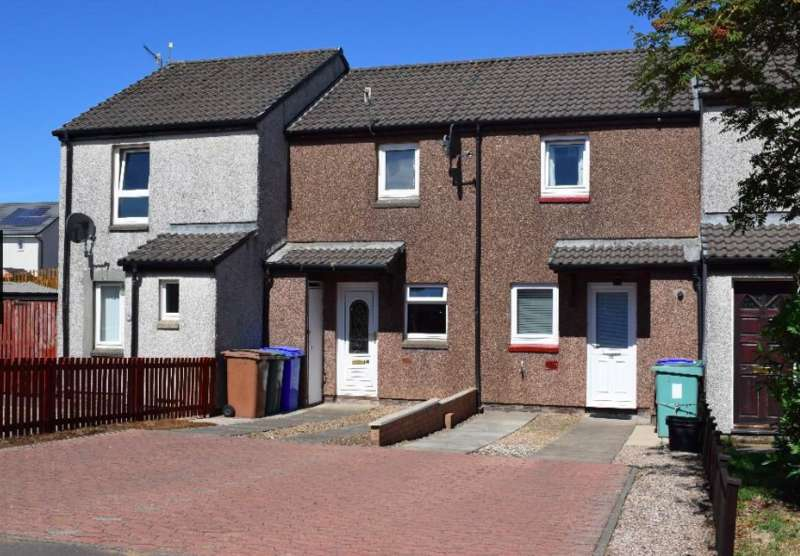 2 Bedrooms Terraced House for sale in Craigsdow Road, Troon KA10