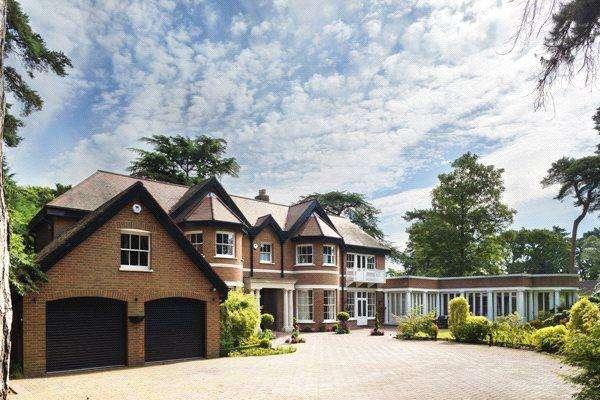 7 Bedrooms Detached House for sale in Warren Park, Kingston Upon Thames