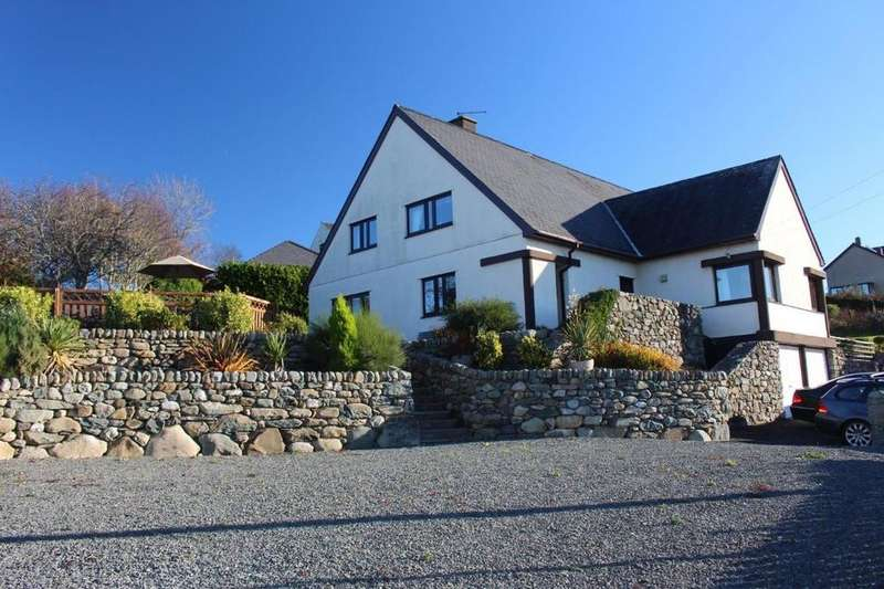 5 Bedrooms Detached House for sale in Ty Heddlu Dyffryn Ardudwy LL44 2DN
