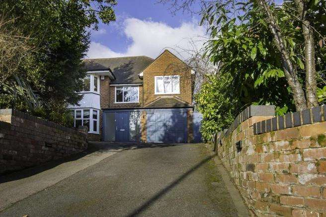 4 Bedrooms House for sale in St James Road, Edgbaston, Birmingham