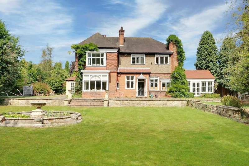 6 Bedrooms Detached House for sale in Main Street, Elloughton, East Yorkshire, HU15
