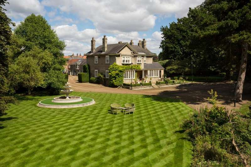 7 Bedrooms Detached House for sale in North Cave, East Yorkshire, HU15