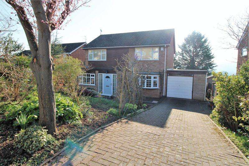 4 Bedrooms House for sale in Auden Close, Osbaston, Monmouth