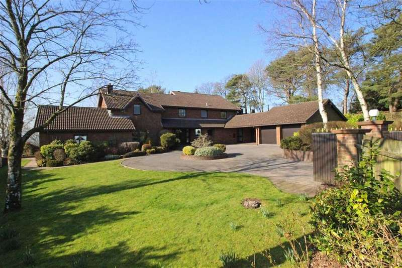 6 Bedrooms Detached House for sale in Usk Valley