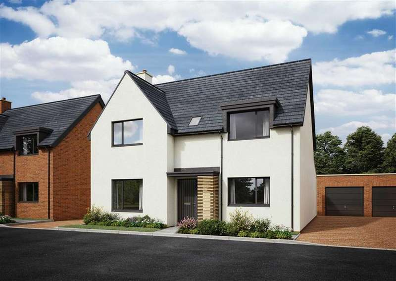 4 Bedrooms Detached House for sale in Honeythorn Close, Hempsted, Gloucester, GL2