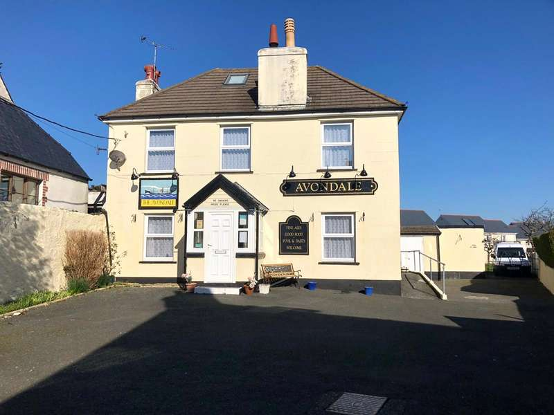 Hotel Commercial for sale in Avondale, Upper Hill Street, Hakin, Milford Haven