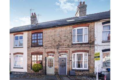 3 Bedrooms Terraced House for sale in Kilby Road, Fleckney, Leicester, Leicestershire