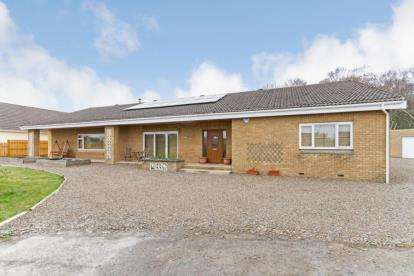 5 Bedrooms Detached House for sale in Cardross Road, Helensburgh