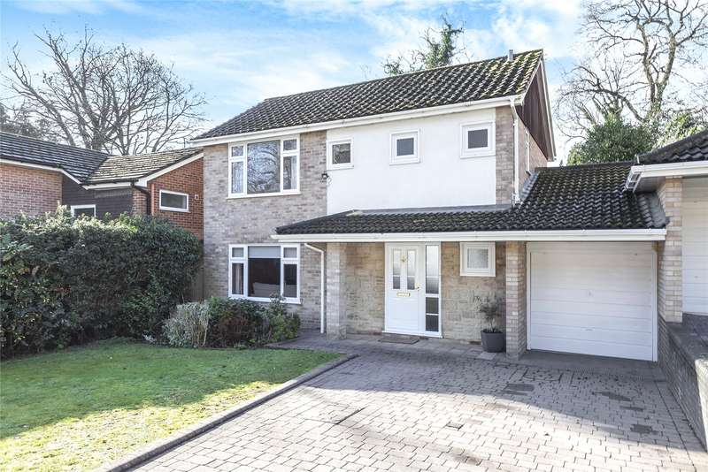 3 Bedrooms Link Detached House for sale in Long Mickle, Sandhurst, Berkshire, GU47