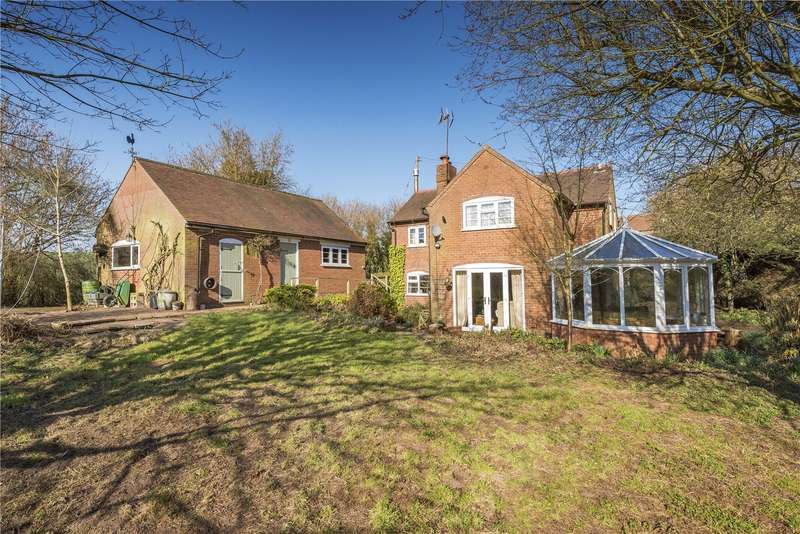3 Bedrooms Detached House for sale in Lower Slade House, Deuxhill, Bridgnorth, Shropshire, WV16