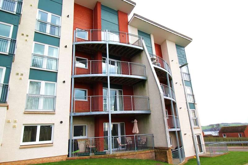3 Bedrooms Flat for sale in Eden Bank, Dundee, DD4
