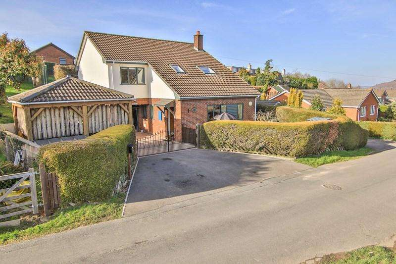3 Bedrooms Detached House for sale in Valley Road, Worrall Hill, Lydbrook