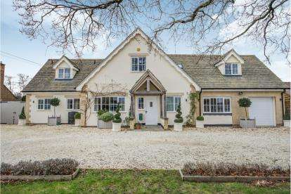 5 Bedrooms Detached House for sale in Broadway Road, Childswickham, Broadway, Gloucestershire