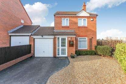 3 Bedrooms Link Detached House for sale in Lark Meadow Drive, Birmingham