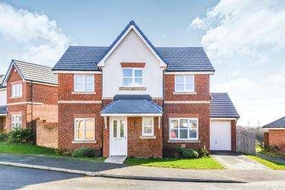 4 Bedrooms Detached House for sale in Kingfisher Drive, Heysham, Morecambe, Lancashire, LA3