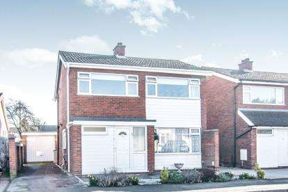 3 Bedrooms Detached House for sale in The Elms, Kempston, Bedford, Bedfordshire