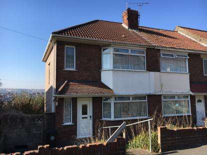 3 Bedrooms End Of Terrace House for sale in Allison Avenue, Bristol, Somerset, United Kingdom
