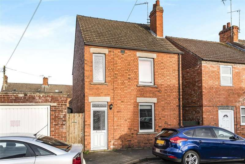 2 Bedrooms Detached House for sale in Castle Terrace Road, Sleaford, NG34