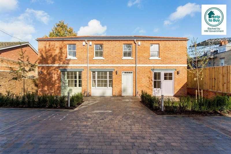 2 Bedrooms Terraced House for sale in Aldworth Rise, Reading, RG1