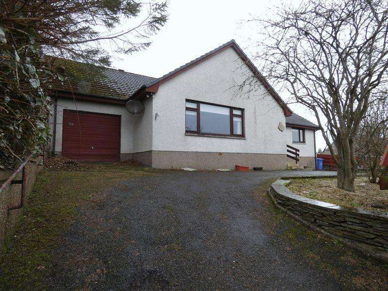 4 Bedrooms Detached Bungalow for sale in Rose Street, Thurso