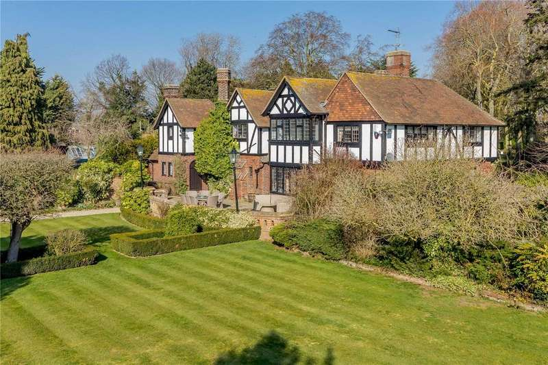 6 Bedrooms Detached House for sale in Ulting Road, Nounsley, Hatfield Peverel, Chelmsford, Essex